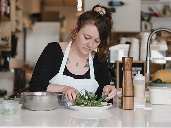Emma Adamski is the leader of the pack | Food + Drink Feature