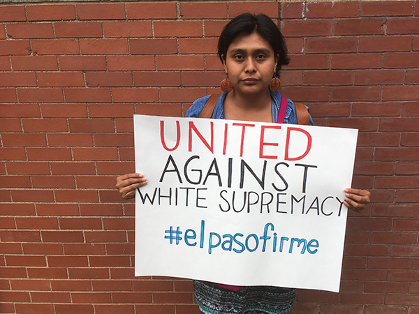 Stacey Gomez is a migrant justice organizer with No One Is Illegal - Halifax/K'jipuktuk and active in the Latin American solidarity movement. - SUBMITTED