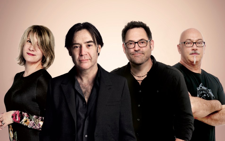 Ellen Reid, left, says the band never planned this extensive reunion tour—which has now been running for over a year. - CRASHTESTDUMMIES.COM SCREENSHOT
