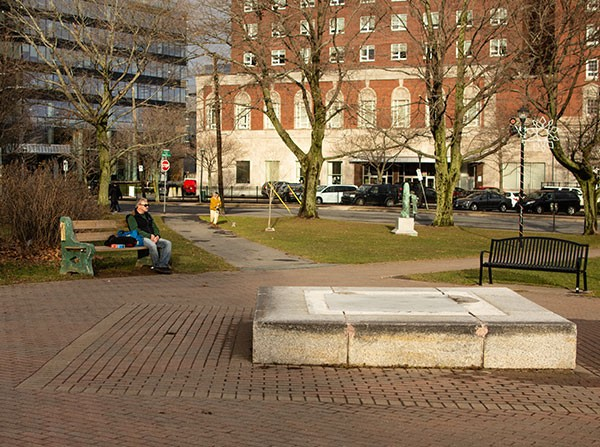 Statues around the world are being toppled, but Halifax got rid of its most problematic statue in 2018. - JOSHUA SAUNDERS