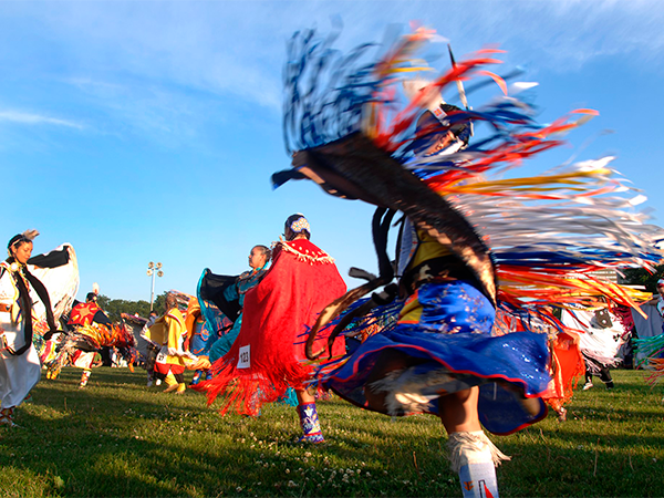 Mawiomi is the Mi'kmaq word for gathering or powwow. - VIA FACEBOOK
