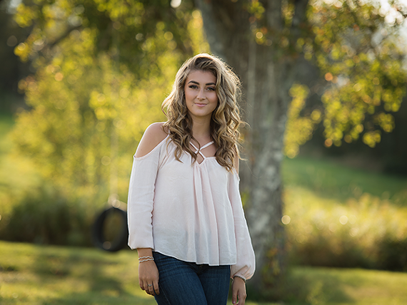 Makayla Lynn is a country superstar on the rise. - JB PHOTOS