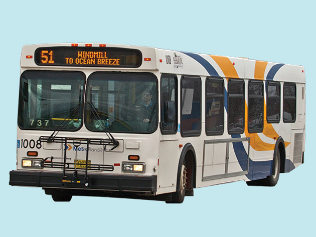 Starting July 24 masks will be mandatory on all Halifax Transit busses and ferries.