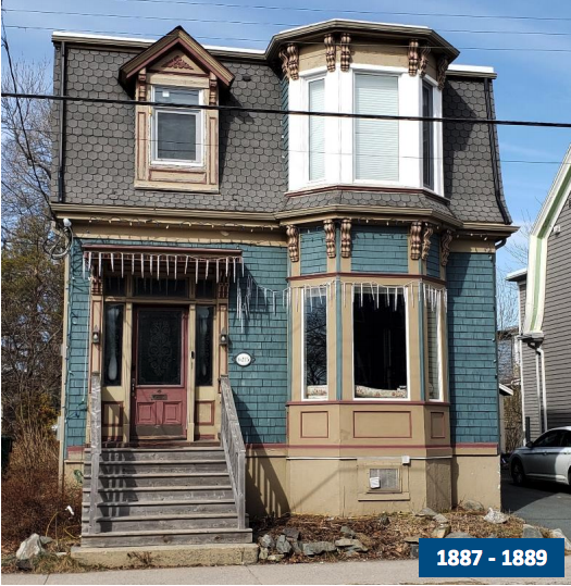 This home at 6215 Coburg Road was likely built around 1887-1889. - SUBMITTED