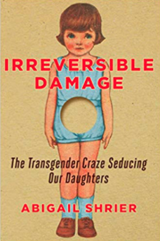 The book's cover (not pictured: the note from Halifax Public Libraries inside the cover, directing the reader to a living list of resources to support trans youth).