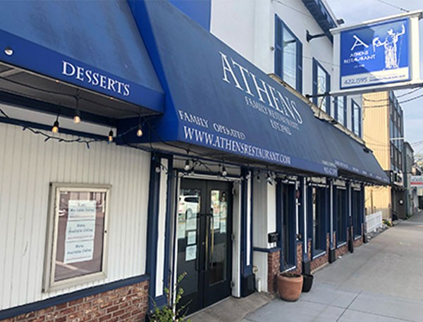 The restaurant has been a mainstay in Halifax since the 1980s.  THE COAST