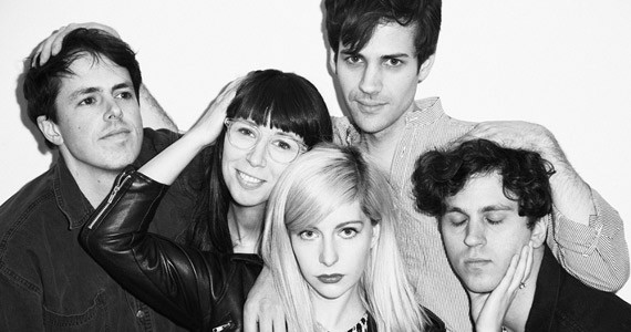 "The secret of success for Alvvays is ""we just like to play well and to feel like we've done the songs service,"" says Molly Rankin."