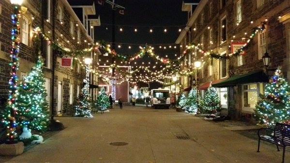 Halifax Lights Holiday Market <3