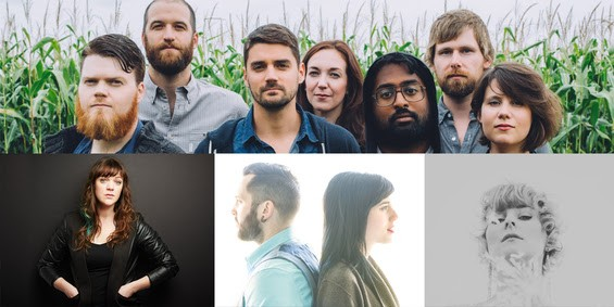 Nominees for the 2016 East Coast Music Awards - EAST COAST MUSIC ASSOCATION