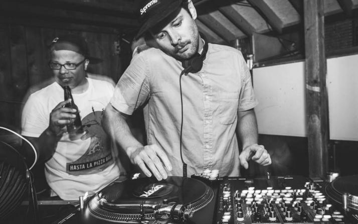 DJ T-Woo (Trevor Wood) - ANDREW DONOVAN/PHOTOTYPE