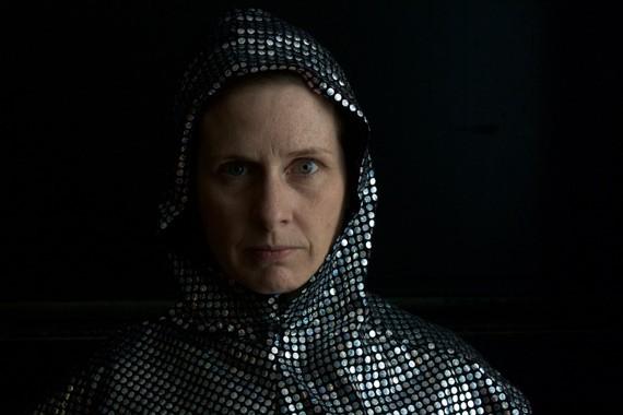 Susan Leblanc as the spirit Grimbald. - ZACH FAYE