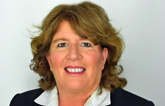 A councillor for 13 years, Uteck lost her seat in 2012's HRM election. Now she's back for more. - VIA SUE UTECK