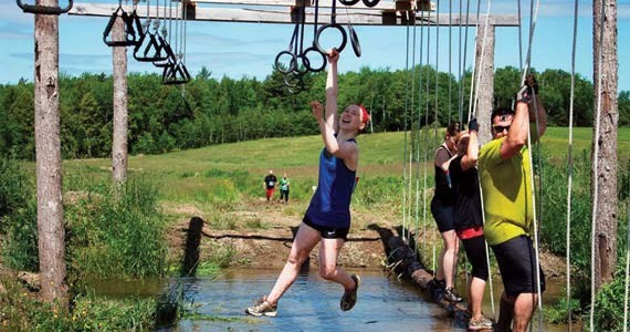Last year's MudCraft event in Gore, NS