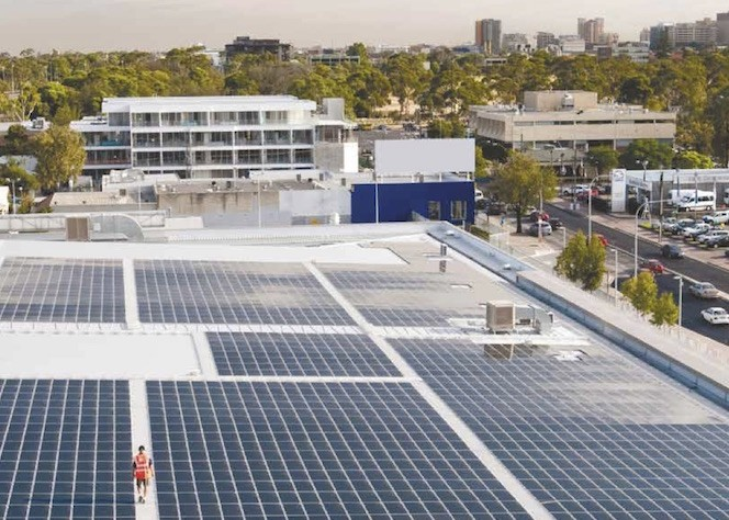South Australia gets 40 percent of its electricity from solar and wind. - VIA THE GOVERNMENT OF SOUTH AUSTRALIA
