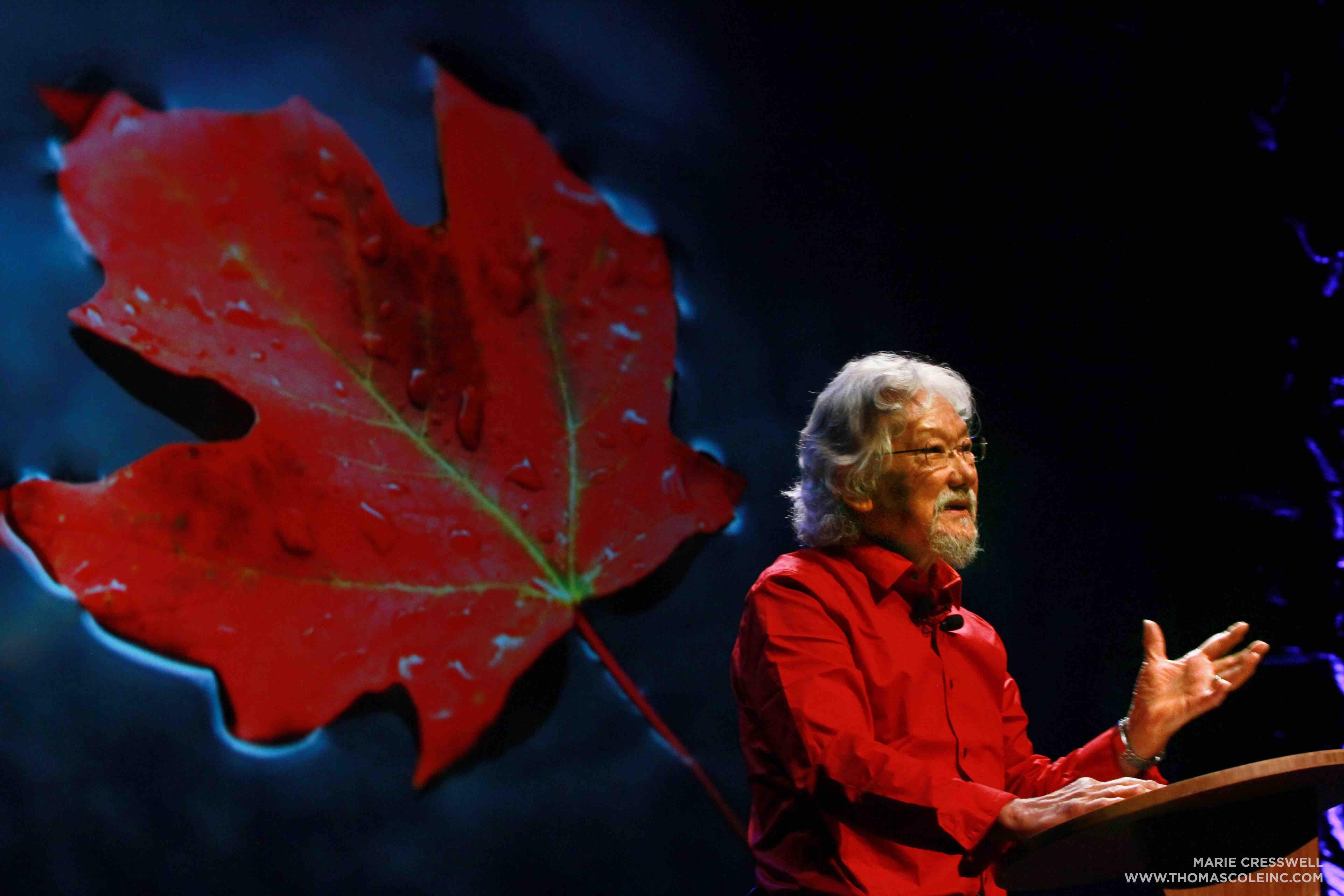 David Suzuki Human Population