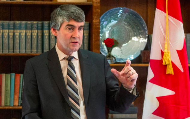 Stephen McNeil, pictured here in 2014 from the premier's Facebook page. - NOVA SCOTIA