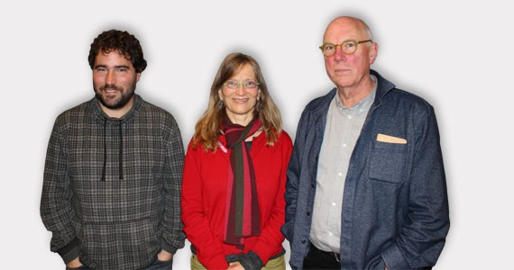 Peter Ziobrowski is founder and president of the Action Group for Better Architecture in Nova Scotia; Peggy Cameron is co-founder of the Friends of the Halifax Common; Stephen Archibald is a blogger at Noticed in Nova Scotia. - THE COAST