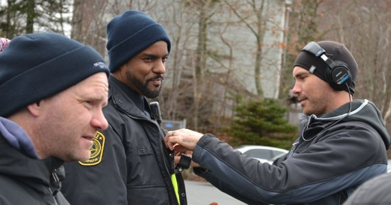 Cory Bowles' Black Cop - REBECCA DINGWELL