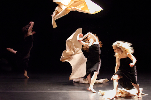 Mocean Dance celebrates a banner year with a double bill (see 4). - HOLLY CROOKS PHOTO