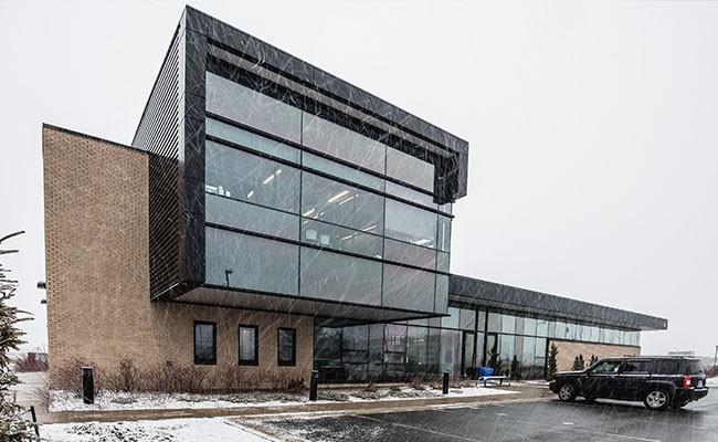 The Dr. William Finn Centre for Forensic Medicine in Burnside. - MEGHAN TANSEY  WHITTON