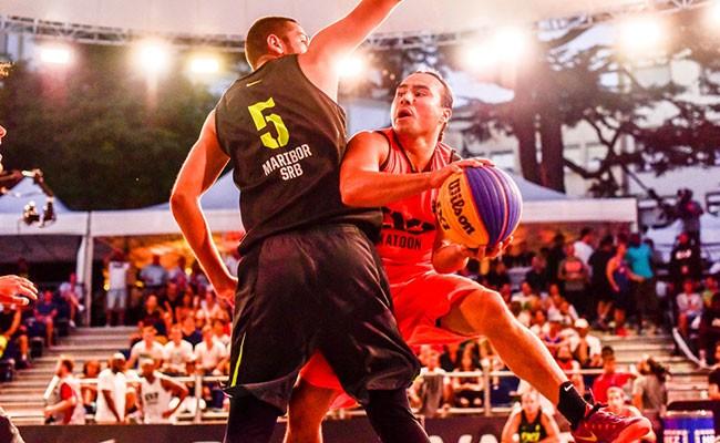 3x3 Canada Quest - FIBA