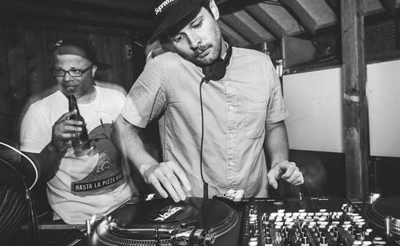 DJ T-Woo's monthly hip hop night turns 10 this weekend (see 3). - ANDREW DONOVAN/PHOTOTYPE
