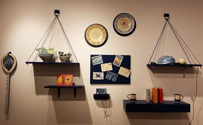 """Exploded Curio Cabinet"" by Kate Grey and Andrea Dorfman - VISUAL ARTS NOVA SCOTIA"