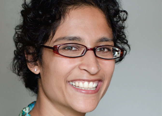 """I support having [tax] options that are not available to most Canadians, not being available to physicians,"" says Monika Dutt, a family physician in Cape Breton. - SUBMITTED"