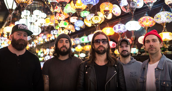 Every Time I Die brings big-name metalcore to the Marquee (see 5). - PHOTO VIA EPITAPH.COM