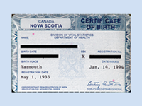 Birth certificates can now have X, F, M or nothing under the sex indicator.