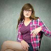 Anna Thematic is genderqueer royalty