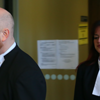 Crown witness confesses to murder during testimony