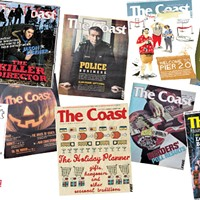 Coast 25: Art directors on their favourite covers