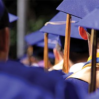 Honourees get degrees
