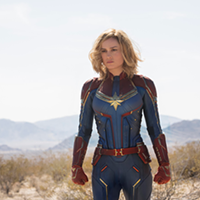 The Marvelous Ms. Danvers