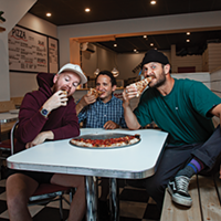 First look: Yeah Yeahs Pizza's slick second home