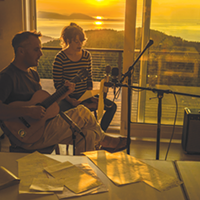 Julie Doiron and Mount Eerie's view from the summit