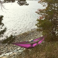 Where people have sex outdoors all over Halifax