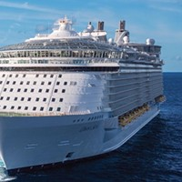 Ban on big cruise ships means a sinking number of visitors