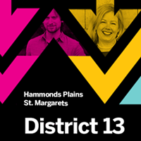 District 13 Hammonds Plains–St. Margarets