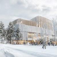 The Art Gallery of Nova Scotia chooses its winning design