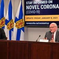 New Brunswick kicked out of Nova Scotia's Atlantic bubble