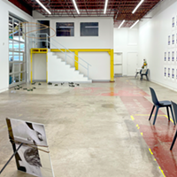 Look inside The Blue Building, Halifax's newest gallery