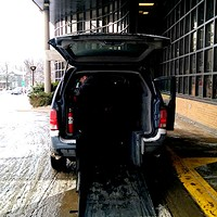 Accessible taxis should be a bit more accessible by fall