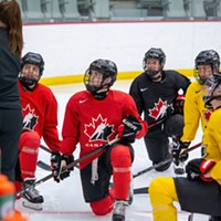 35 of Canada's best hockey players are in Halifax this week