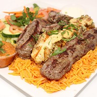 The Dish: The many kebabs at 902 Restaurant