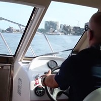Two new water taxis give you the keys to Halifax Harbour
