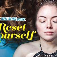 Reset yourself with the Well Being Guide