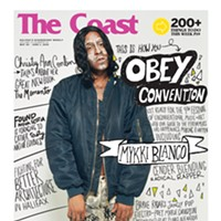 Mykki Blanco, Coast cover grrl