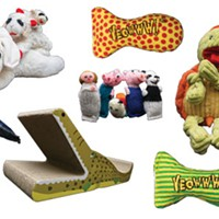 Toys to sink your teeth into